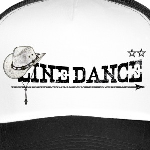 kl_linedance09 - Trucker Cap