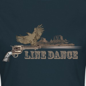 kl_linedance14 - Women's T-Shirt
