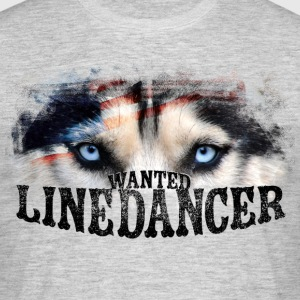 kl_linedance28a T-Shirts - Men's T-Shirt