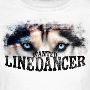kl_linedance28a T-Shirts - Frauen T-Shirt
