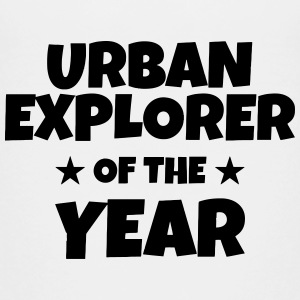 Urbex / Urban Exploration Explorer Cataphile Shirts - Teenager Premium T-shirt