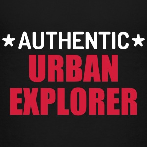 Urbex / Urban Exploration Explorer Cataphile T-Shirts - Teenager Premium T-Shirt