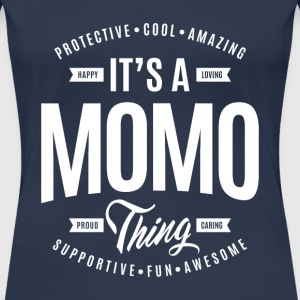 Momo Thing T-shirt - Women's Premium T-Shirt