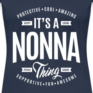 Nonna Thing T-shirt - Women's Premium T-Shirt