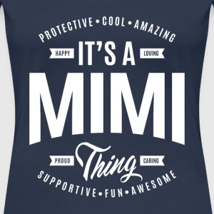 Mimi Thing T-shirt - Women's Premium T-Shirt
