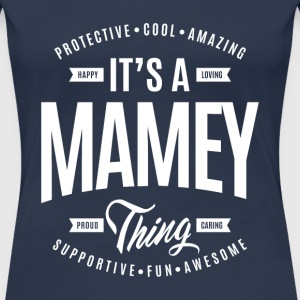 Mamey Thing T-shirt - Women's Premium T-Shirt