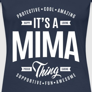 Mima Thing T-shirt - Women's Premium T-Shirt