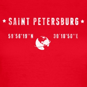St Petersburg T-Shirts - Frauen T-Shirt