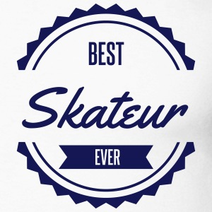best skateur skateboarder Manches longues - T-shirt baseball manches longues Homme