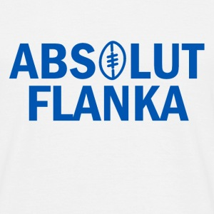 Rugby Flanka - Men's T-Shirt