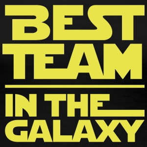 BEST TEAM IN THE GALAXY T-Shirts - Frauen Premium T-Shirt