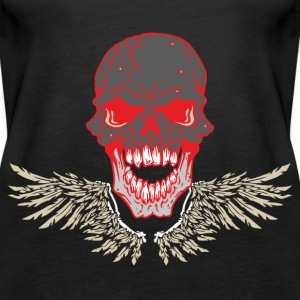 Red Skull - Frauen Premium Tank Top