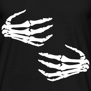 hands of evil - Männer T-Shirt