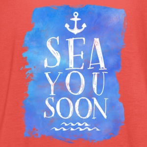 SEA YOU SOON Tops - Frauen Tank Top von Bella