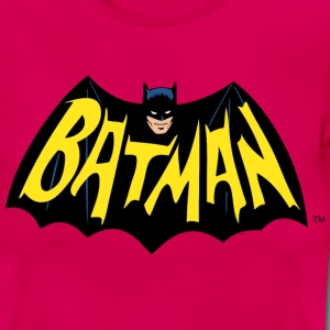 DC Comics Batman Wings Cool Logo Lettering - Naisten t-paita