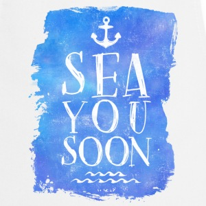 SEA YOU SOON Aprons - Cooking Apron