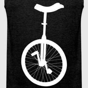 pedalear Ropa deportiva - Tank top premium hombre
