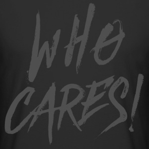 WHO CARES! T-Shirts - Männer Urban Longshirt