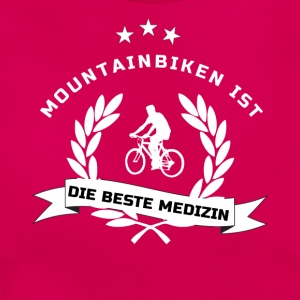 Mountainbiken beste Medi. T-Shirts - Frauen T-Shirt