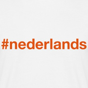 NEDERLANDS T-shirts - Mannen T-shirt