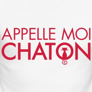 Appelle Moi Chaton Manches longues - T-shirt baseball manches longues Homme