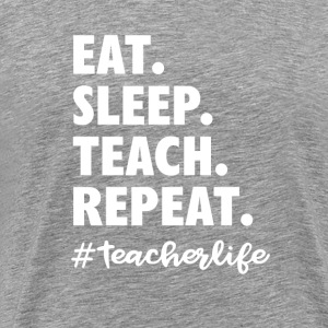 Teacherlife - Männer Premium T-Shirt