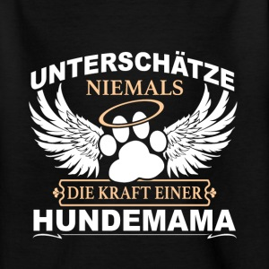 HUNDEMAMA T-Shirts - Teenager T-Shirt