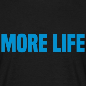 More Life T-shirts - Herre-T-shirt