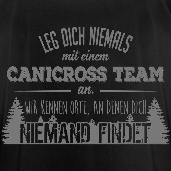 Team Schwarzwild Sportshirt Männer