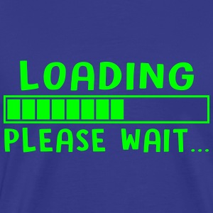 loading please wait - T-shirt Premium Homme