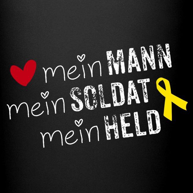 """Tasse """"Mein Held"""""""