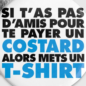 Costard ou T-shirt - La méthode Fillon Badges - Badge moyen 32 mm