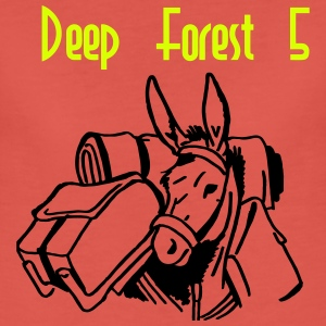 Deep Forest 5 T-Shirts - Frauen Premium T-Shirt