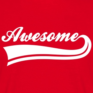 awesome T-Shirts - Men's T-Shirt