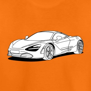 720s Coupe White T-Shirts - Kinder Premium T-Shirt