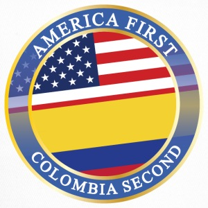 AMERICA FIRST COLOMBIA SECOND Caps & Mützen - Trucker Cap