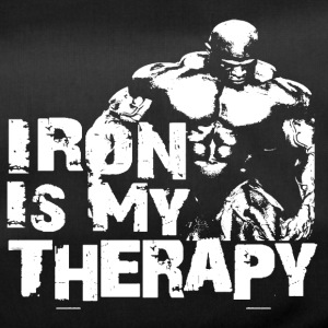 Iron is my therapy Bags & Backpacks - Duffel Bag
