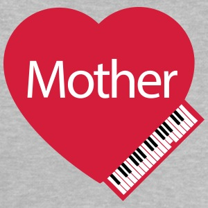 Mother's Day Grand Piano Baby Shirts  - Baby T-Shirt