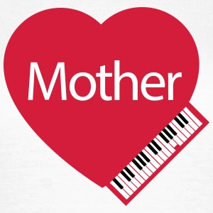 Mother's Day Grand Piano T-Shirts - Women's T-Shirt
