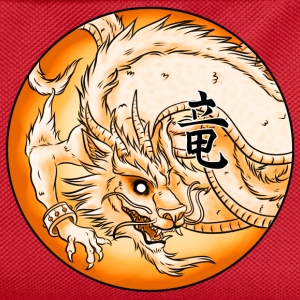 Chinese Dragon Bags & Backpacks - Kids' Backpack