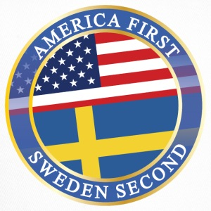 AMERICA FIRST SWEDEN SECOND Caps & Mützen - Trucker Cap