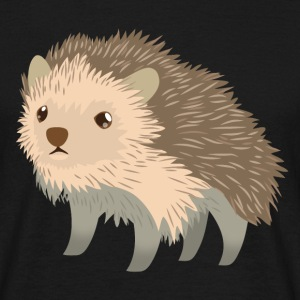 cute little Hedgehog T-Shirts - Men's T-Shirt