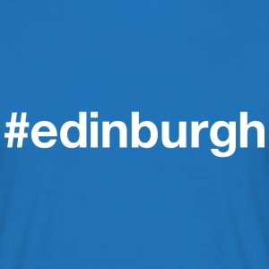 EDINBURGH T-shirts - Herre-T-shirt