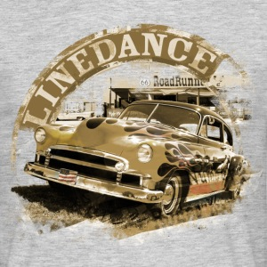 kl_linedance31a T-Shirts - Men's T-Shirt