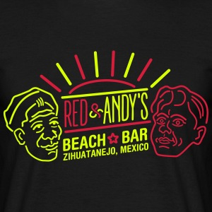 Red and Andy's - Männer T-Shirt