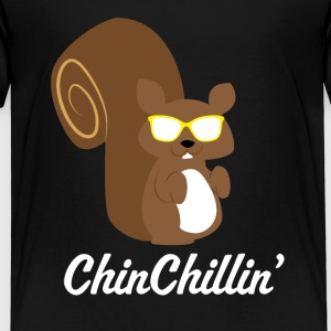 Chinchilla Chillen T-Shirts - Kinder Premium T-Shirt