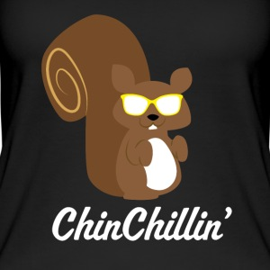 Chinchilla Chillen Tops - Frauen Bio Tank Top