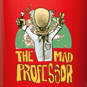 the mad professor - Tasse einfarbig