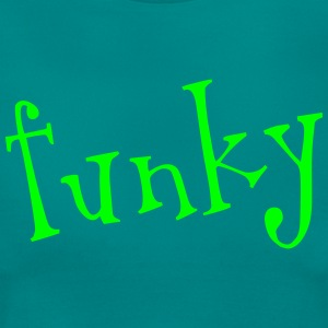 funky T-Shirts - Frauen T-Shirt