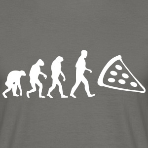 pizza evolution T-Shirts - Männer T-Shirt